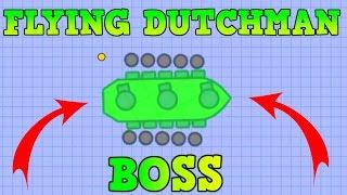 NEW DOBLONS.IO FLYING DUTCHMAN BOSS!! // Crazy OP Boss // Doblons Update