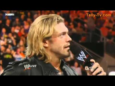 Edge Retirement Speech