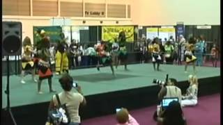 Woodmere African Dance and Drum Performance at 21st Century Community Learning Center Conference
