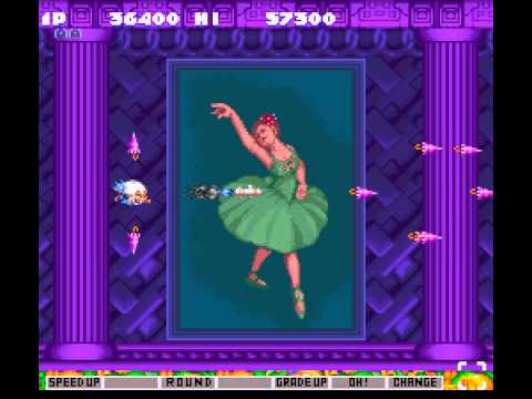Gokujou Parodius - Vizzed.com Play - User video