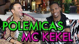 POLÊMICAS COM MC KEKEL   #HottelMazzafera