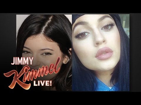 Kylie Jenner Lied About Her Lips