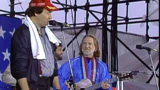 Watch Willie Nelson Old Friends video