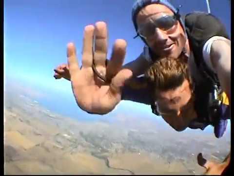 Kamran Sheikh Sky Diving Melbourne Australia
