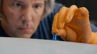 Edd China Removes Dent on Chevy LUV with Electricity