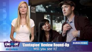 Contagion - 'Contagion' Movie Review Round-Up