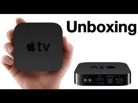 AppleTv Unboxing - Español