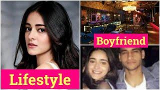 Ananya Pandey Biography ( Lifestyle, Boyfriend, Career, Height, House, Cars )