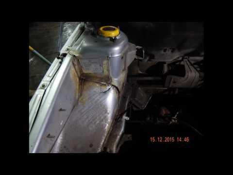 Ремонт переднего стакана ваз 2110