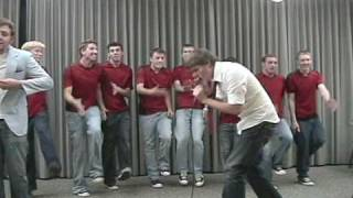 In The Buff A Cappella performs Army by Ben Folds