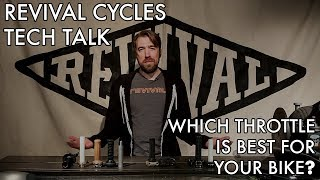 Which Throttle Assembly is Best for Your Motorcycle - Revival Cycles Tech Talk