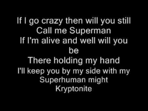 3 doors down - kryptonite (lyrics) Chords - Chordify