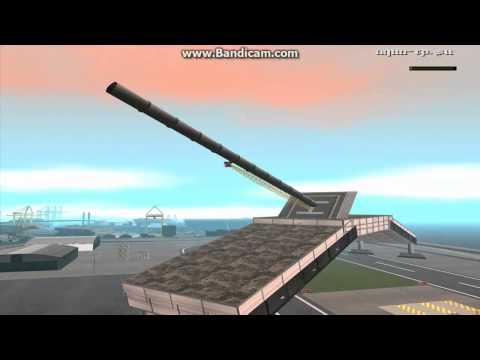 Landkreuzer P. 1500 Monster for GTA San Andreas