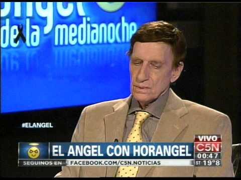 C5N -  EL ANGEL DE LA MEDIANOCHE CON HORANGEL (PARTE 2)