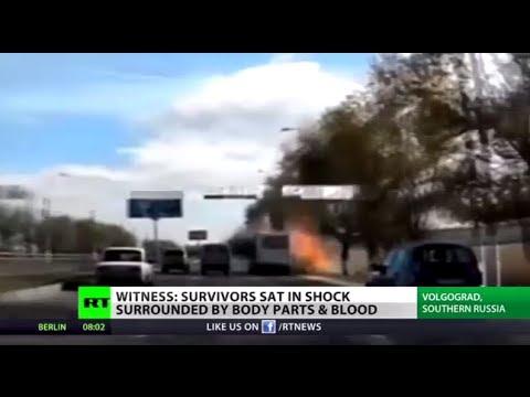 Bus Suicide Bombing: 'Terror attack in Russia's Volgograd a global concern'