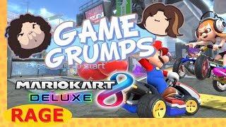 Game Grumps MARIO KART 8 DELUXE Getting Hit Reactions