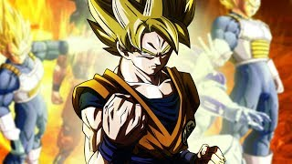 THESE SUMMONING ANIMATIONS ARE AMAZING! SPARKING SUMMONS! Dragon Ball Legends