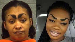 The Worlds Worst Eyebrows!