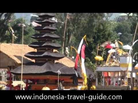 Bali Island Tourism - Indonesia