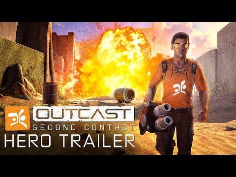 Outcast - Second Contact - Hero Trailer