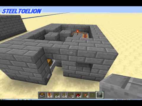 How To Build A Storage Chest In Minecraft