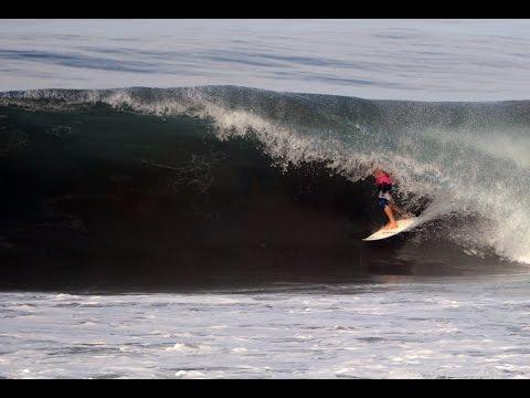 September 09 2015 Surfing Playa Hermosa Costa Rica