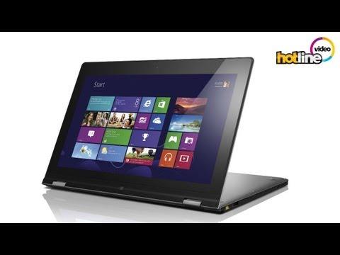 Обзор ультрабука-трансформера  Lenovo IdeaPad Yoga 13