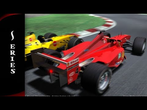 F1 Racing Championship COMPLET 14/17