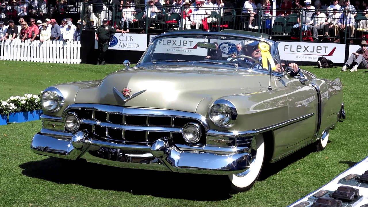 1952 Cadillac Roadster