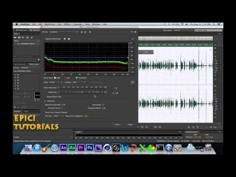 EPIC! Tutorials - Better Audio with Adobe Audition