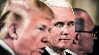 Mike Pence Heads To Midwest To Survey Trump's Damage