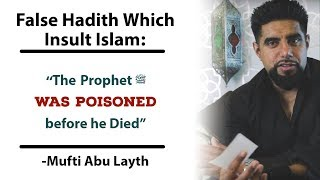 Video: Muhammad died from food poisoning? - Abu Layth