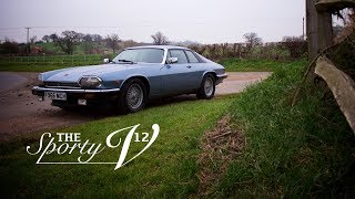 The Sporty V12 - Jaguar XJS V12 Driving Review