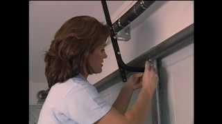 installing a garage door opener diy 5147. Black Bedroom Furniture Sets. Home Design Ideas