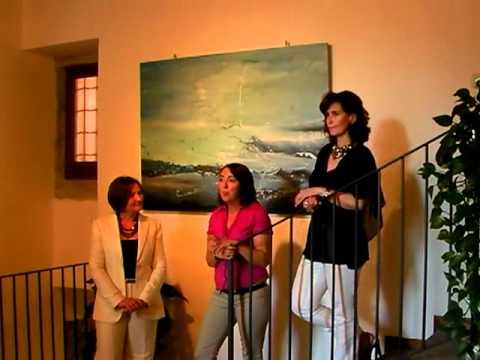 Eleonora Ferrari presenta la mostra Oltremare a GRAAL Spazio Arte