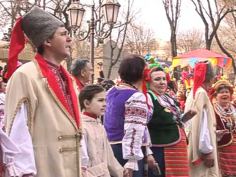 Сюжет Л. Леонидовой о Юморине-2007