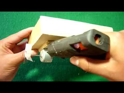 Cómo Hacer Una Lancha a Control (Fácil de hacer)
