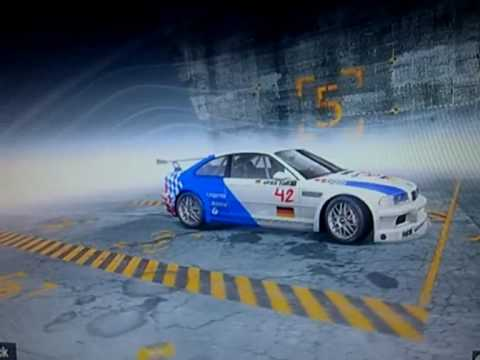 bmw m3 gtr most wanted. How to make the BMW M3 GTR.