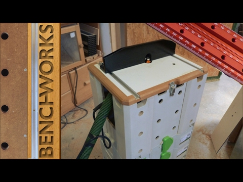 portable router-jigsaw table