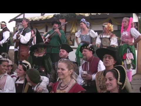 A Health To The Company ~ Final Song of the Florida Renaissance Festival 2009