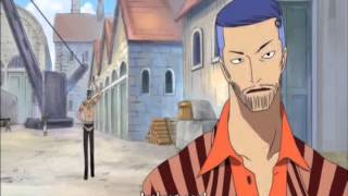 One Piece Funny Moments- Iceburg The Mayor