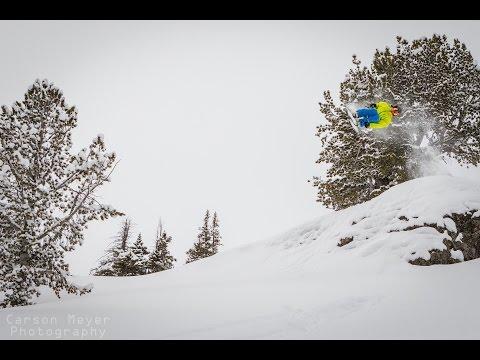 Freshman Season- Sawyer Thomas 2014-15 Ski Video