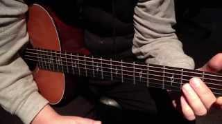 Fingerpicking For Beginners Lesson 7