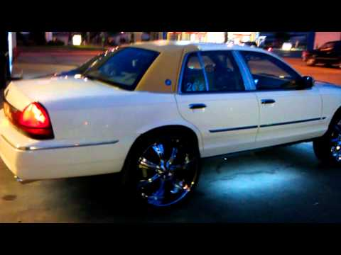 Grand marquis on 26 pt.2