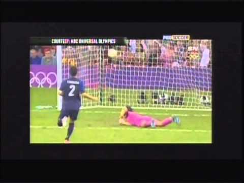 2012 August 10 South Korea 2 Japan 0 Olympics