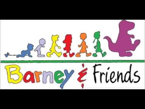 Barney I love You [MP4]