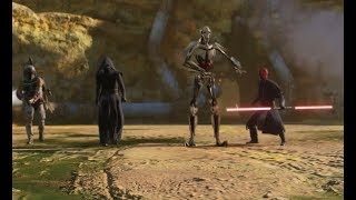 Star Wars Battlefront 2 Heroes Vs Villains 538 Darth Maul MVP