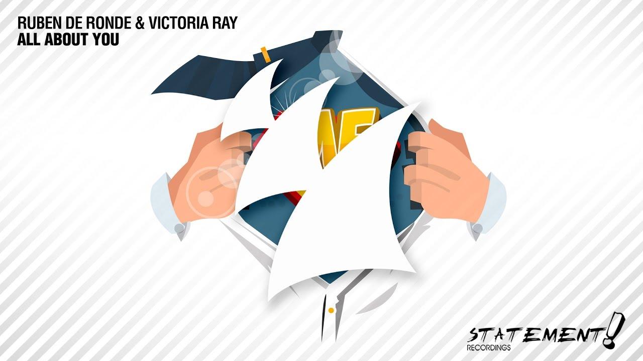 Ruben de Ronde & Victoria Ray - All About You