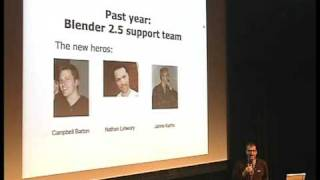 Blender Conference 2010