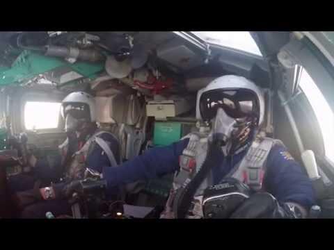 Авиаудары Ту-22м3 в Сирии